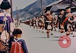 Image of ceremony of Cameron Highlanders Hiro Japan, 1946, second 11 stock footage video 65675036521