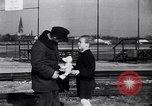 Image of Berlin airlift candy drop Berlin Germany, 1949, second 10 stock footage video 65675036530