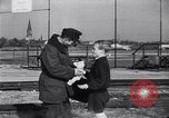 Image of Berlin airlift candy drop Berlin Germany, 1949, second 11 stock footage video 65675036530
