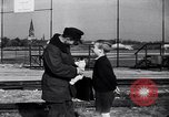 Image of Berlin airlift candy drop Berlin Germany, 1949, second 12 stock footage video 65675036530