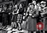 Image of crowd of civilians Fulton Missouri USA, 1946, second 1 stock footage video 65675036537