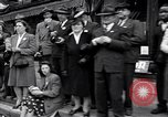 Image of crowd of civilians Fulton Missouri USA, 1946, second 2 stock footage video 65675036537