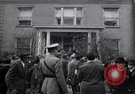Image of crowd of civilians Fulton Missouri USA, 1946, second 7 stock footage video 65675036537