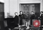 Image of Signing of German surrender documents World War II Berlin Germany, 1945, second 12 stock footage video 65675036539