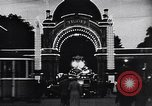 Image of Tivoli Gardens  Copenhagen Denmark, 1936, second 2 stock footage video 65675036543