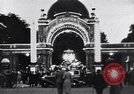 Image of Tivoli Gardens  Copenhagen Denmark, 1936, second 3 stock footage video 65675036543