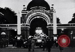 Image of Tivoli Gardens  Copenhagen Denmark, 1936, second 5 stock footage video 65675036543