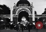 Image of Tivoli Gardens  Copenhagen Denmark, 1936, second 6 stock footage video 65675036543