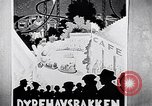 Image of Dyrehavsbakken amusement park Copenhagen Denmark, 1936, second 1 stock footage video 65675036545