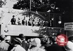 Image of Dyrehavsbakken amusement park Copenhagen Denmark, 1936, second 2 stock footage video 65675036545
