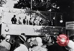 Image of Dyrehavsbakken amusement park Copenhagen Denmark, 1936, second 3 stock footage video 65675036545