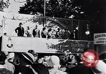 Image of Dyrehavsbakken amusement park Copenhagen Denmark, 1936, second 4 stock footage video 65675036545