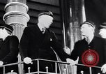 Image of Singing in Tuborg Brewery  Copenhagen Denmark, 1936, second 4 stock footage video 65675036547