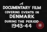 Image of invasion by Nazi Germany Copenhagen Denmark, 1940, second 9 stock footage video 65675036548