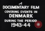 Image of invasion by Nazi Germany Copenhagen Denmark, 1940, second 10 stock footage video 65675036548
