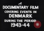 Image of invasion by Nazi Germany Copenhagen Denmark, 1940, second 11 stock footage video 65675036548