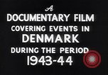 Image of invasion by Nazi Germany Copenhagen Denmark, 1940, second 12 stock footage video 65675036548