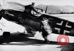 Image of Nazi pilot Germany, 1940, second 4 stock footage video 65675036550