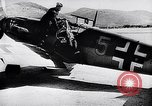 Image of Nazi pilot Germany, 1940, second 6 stock footage video 65675036550