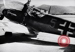 Image of Nazi pilot Germany, 1940, second 7 stock footage video 65675036550
