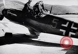 Image of Nazi pilot Germany, 1940, second 8 stock footage video 65675036550