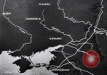 Image of Nazi military advances Charkow Ukraine, 1943, second 2 stock footage video 65675036552
