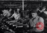 Image of Ford automobile assembly line United States USA, 1930, second 1 stock footage video 65675036563
