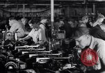 Image of Ford automobile assembly line United States USA, 1930, second 2 stock footage video 65675036563
