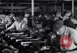 Image of Ford automobile assembly line United States USA, 1930, second 3 stock footage video 65675036563