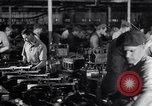 Image of Ford automobile assembly line United States USA, 1930, second 4 stock footage video 65675036563