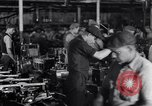 Image of Ford automobile assembly line United States USA, 1930, second 6 stock footage video 65675036563