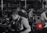 Image of Ford automobile assembly line United States USA, 1930, second 7 stock footage video 65675036563