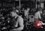 Image of Ford automobile assembly line United States USA, 1930, second 8 stock footage video 65675036563