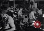 Image of Ford automobile assembly line United States USA, 1930, second 9 stock footage video 65675036563