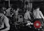 Image of Ford automobile assembly line United States USA, 1930, second 10 stock footage video 65675036563