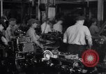Image of Ford automobile assembly line United States USA, 1930, second 12 stock footage video 65675036563