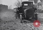 Image of General Motors Truck manufacture and testing Pontiac Michigan USA, 1923, second 9 stock footage video 65675036581