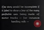 Image of General Motors Truck delivering Milk St Louis Missouri USA, 1923, second 6 stock footage video 65675036583