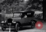 Image of models Ford car Model T United States USA, 1926, second 1 stock footage video 65675036588