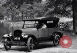 Image of models Ford car Model T United States USA, 1926, second 3 stock footage video 65675036588