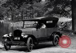 Image of models Ford car Model T United States USA, 1926, second 4 stock footage video 65675036588