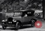 Image of models Ford car Model T United States USA, 1926, second 5 stock footage video 65675036588