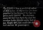 Image of airship ZDUS-1 Norfolk Virginia USA, 1928, second 1 stock footage video 65675036617