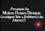 Image of airship United States Ship Akron Akron Ohio USA, 1931, second 9 stock footage video 65675036621