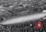Image of dirigible United States Ship Akron New York United States USA, 1931, second 1 stock footage video 65675036625