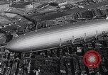 Image of dirigible United States Ship Akron New York United States USA, 1931, second 2 stock footage video 65675036625