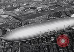 Image of dirigible United States Ship Akron New York United States USA, 1931, second 3 stock footage video 65675036625