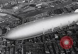 Image of dirigible United States Ship Akron New York United States USA, 1931, second 5 stock footage video 65675036625