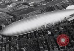 Image of dirigible United States Ship Akron New York United States USA, 1931, second 6 stock footage video 65675036625