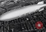 Image of dirigible United States Ship Akron New York United States USA, 1931, second 7 stock footage video 65675036625